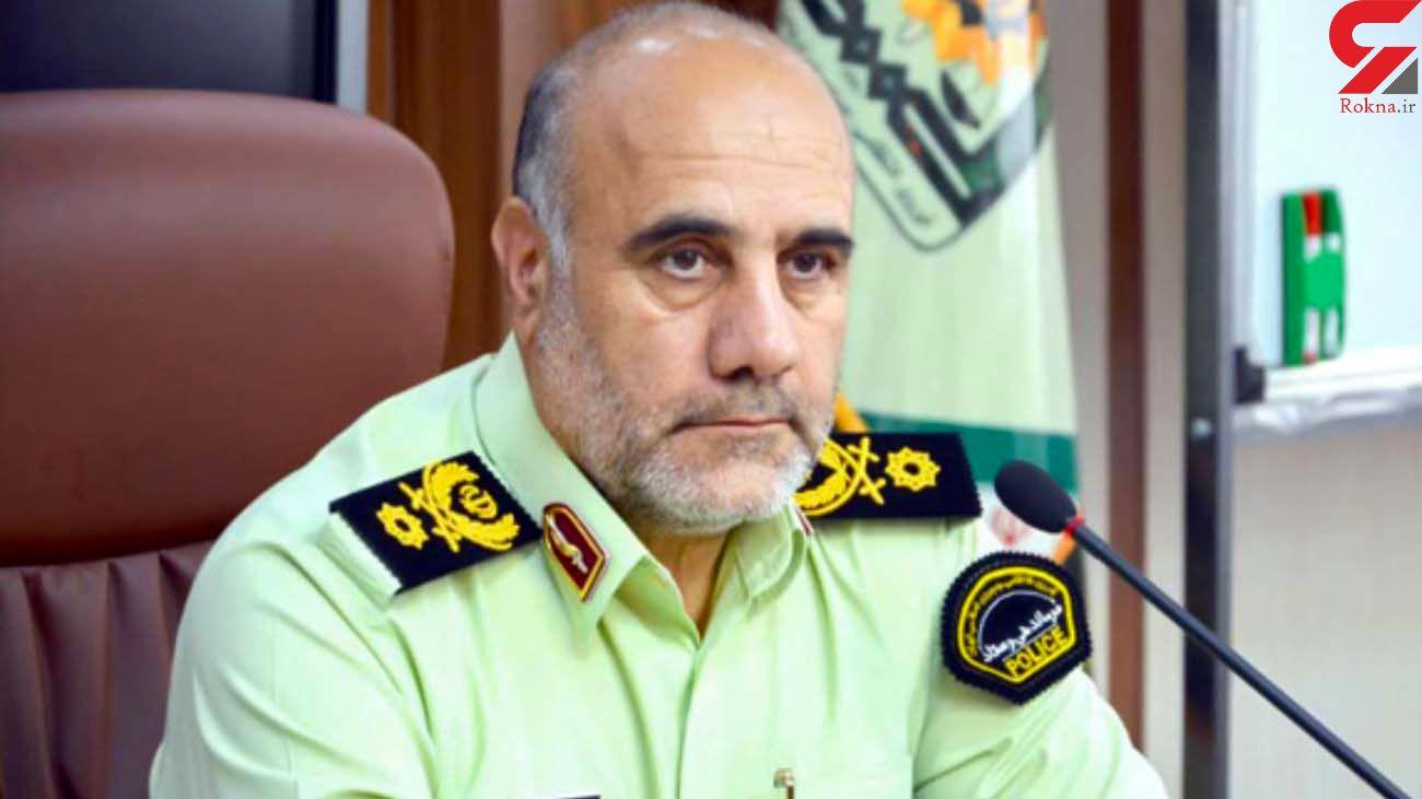 پلیس های تهران واکسن کرونا می زنند / از امروز