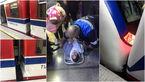 آمار نهایی مصدومان حادثه تصادف قطار مترو + اسامی