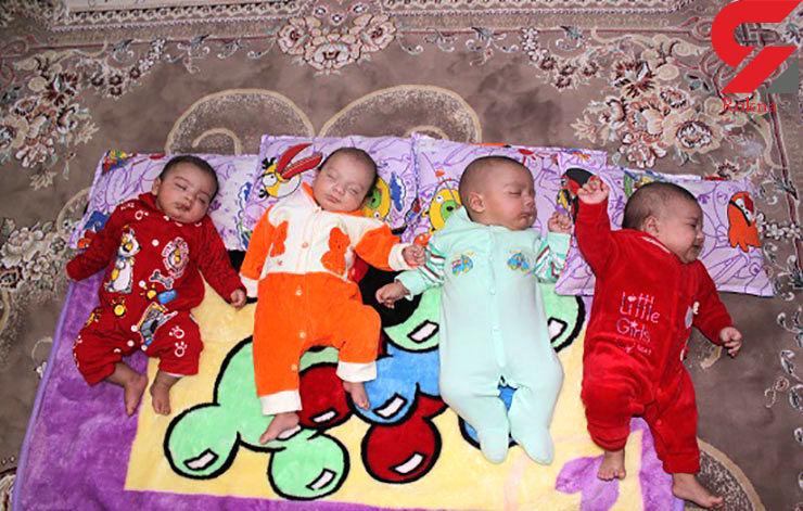 انتقال 220 کودک در معرض فروش به مراکز بهزیستی
