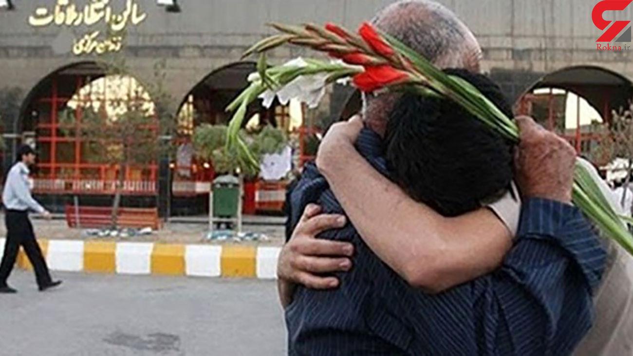 آزادی یک زندانی پس از 25 سال توسط موکبهای اربعینی / در خوزستان رخ داد