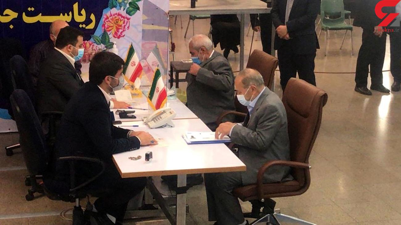سردار افشار در انتخابات 1400 ثبت نام کرد + فیلم