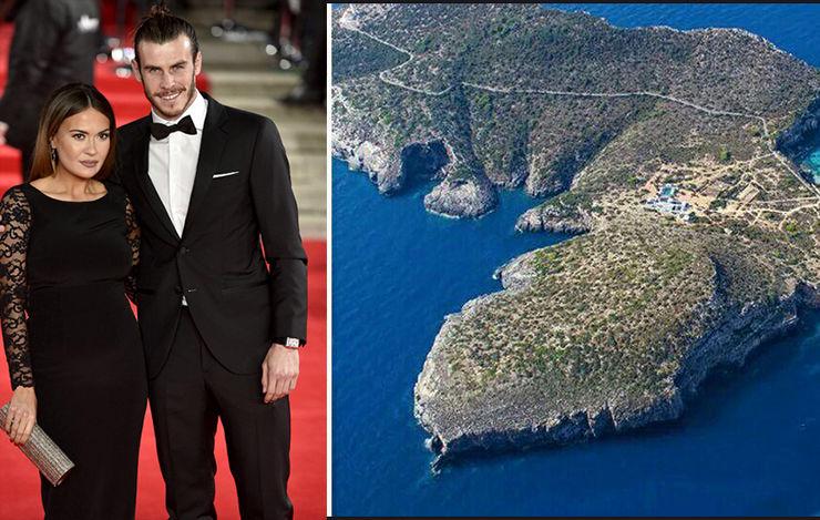 گرانترین خواستگاری دنیا /  فوتبالیست مشهور یک جزیره را اجاره کرد! + عکس