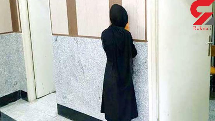 دردسر دختر جوان برای مهندس پورشه سوار تهرانی