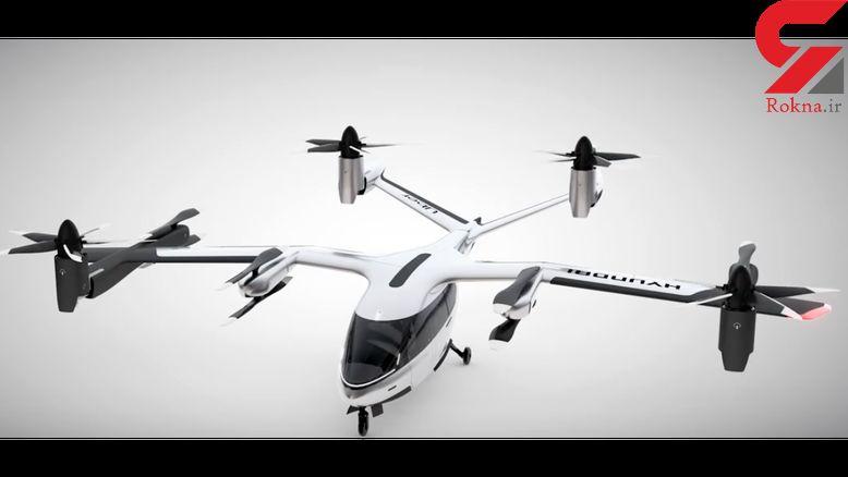 تاکسی هوایی، همکاری نوآورانه و جذاب هیوندای با اوبر