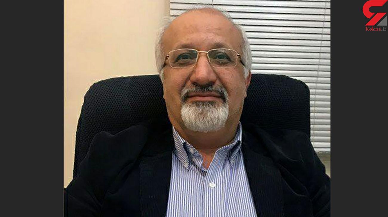 کرونا اجازه نداد دکتر ایروانی شمع تولدش را فوت کند / از وزارت بهداشت گلایه دارم + صوت