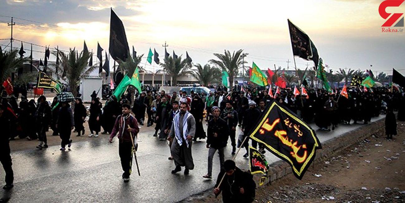 حضور زائران ایرانی در مراسم اربعین به وضعیت کرونا بستگی دارد
