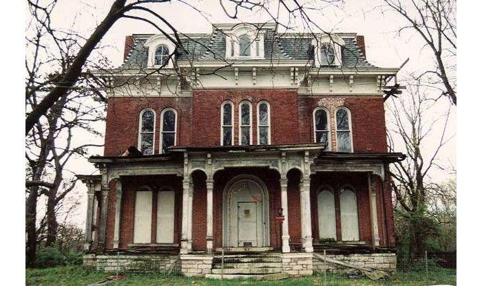 اگر جرات دارید از این خانههای تسخیر شده توسط ارواح در جهان دیدن کنید + تصاویر