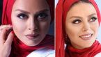 شبنم فرشادجو با ظاهری متفاوت در سفر + عکس