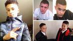 مرگ تلخ 5 پسر جوان در تصادف خودروی سرقتی با درخت +عکس قربانیان و حادثه