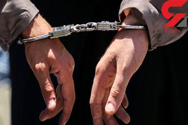 دستگیری شرور سابقه دار در سیروان