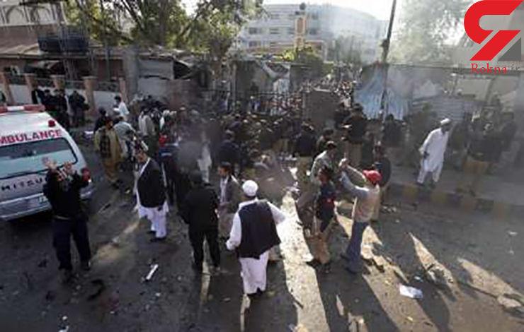 انفجار در بیمارستانی در کویته پاکستان 20 نفر را کشت