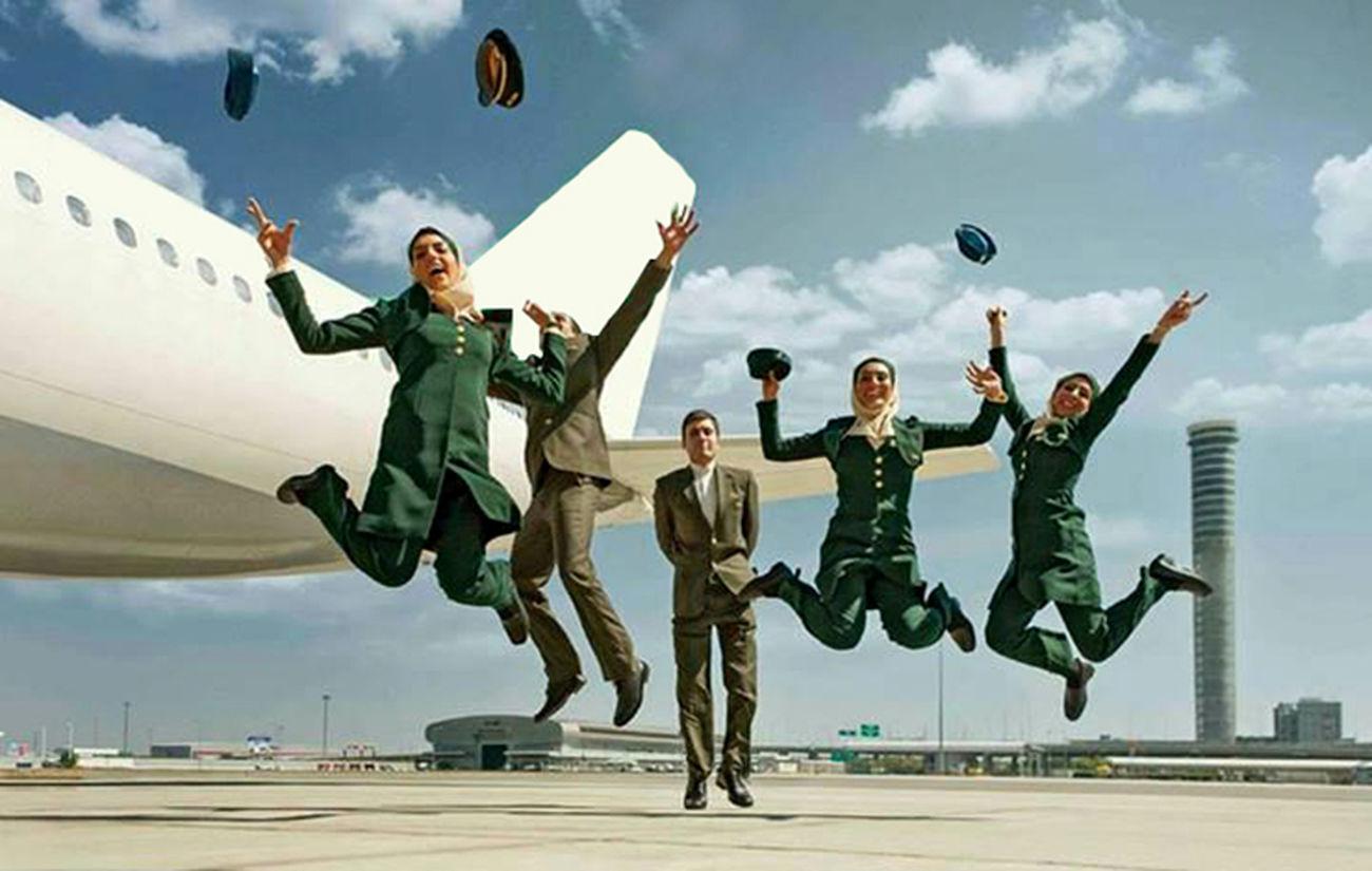 شغلی دیوانهکننده اما پرطرفدار/گزارشی از مشکلات شغل مهمانداری هواپیما