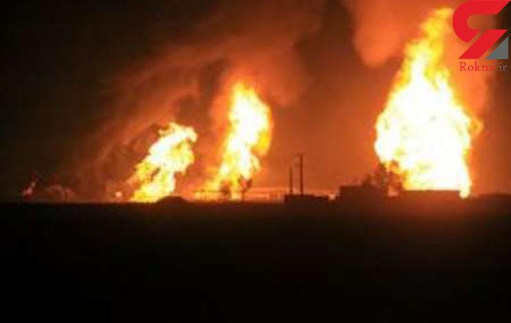 مصدوم دیگر حادثه آتش سوزی ایستگاه لخته گیر گاز گناوه درگذشت