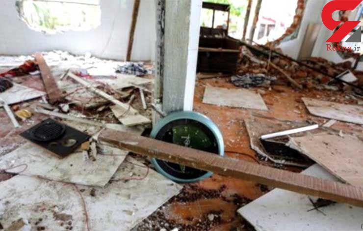 مردم خشمگین مسجدی را در میانمار آتش زدند