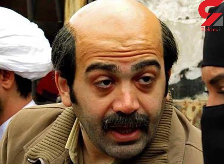 فرزاد حسنی با سرتراشیده + صوت
