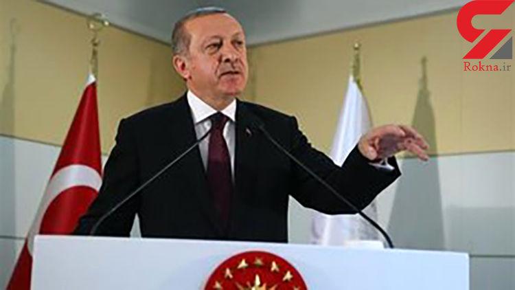 کاهش ارزش لیره ترکیه پس از سخنرانی اردوغان