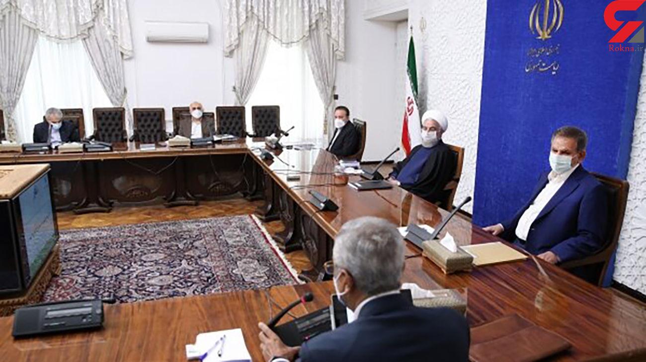 روحانی: توجه دولت به بخش سلامت در سالهای پس از انقلاب بینظیر بوده است