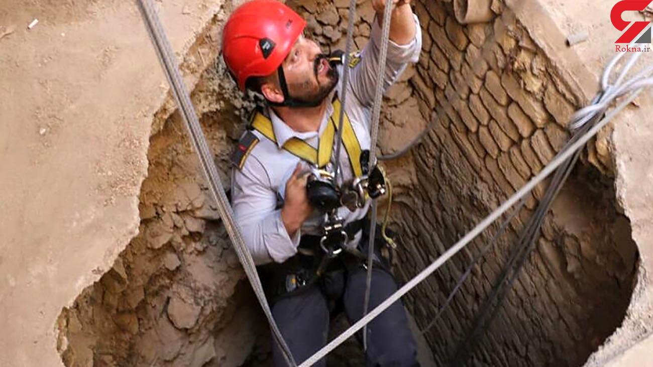 مرگ تلخ 3 مرد چاه کن در عمق چاه دست ساز / در کرمانشاه رخ داد