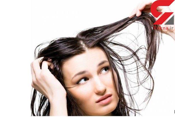 تمام آنچه که باید درباره چرب شدن موهای سر بدانید