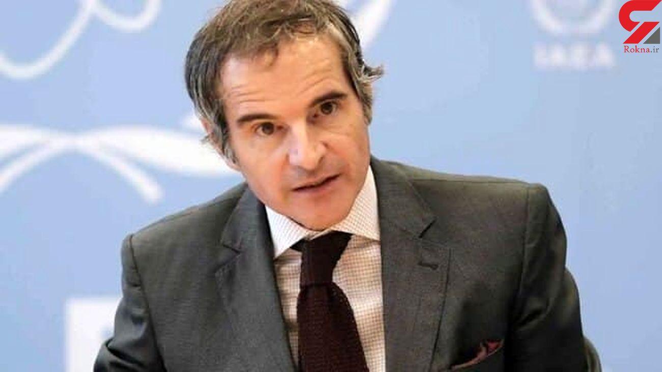 رافائل گروسی: آژانس به دنبال بازرسی گستردهتر در ایران است
