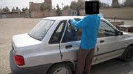 کشف خودروی سرقتی کمتر از یک ساعت در زرند