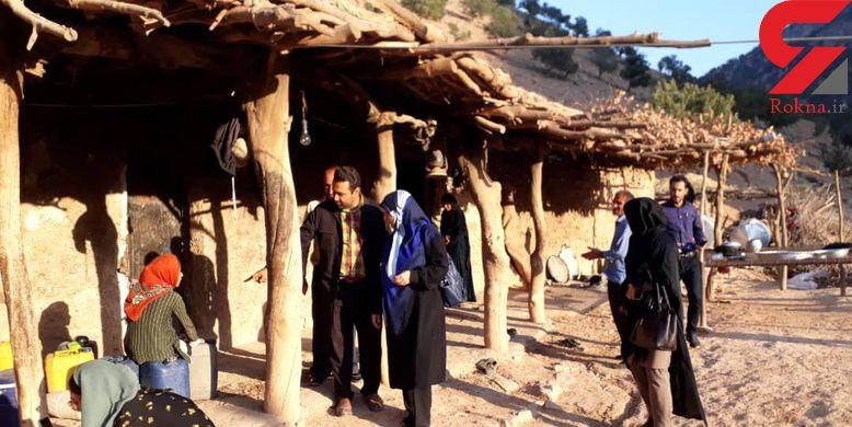16خودسوزی در روستای دیشموک کهکیلویه + تصاویر