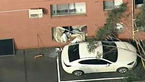 سوسککش، خانه را منفجر کرد+عکس