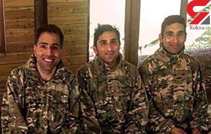 دردسر یک عکس در اردوگاه داعشی ها برای ستاره تلویزیون +عکس