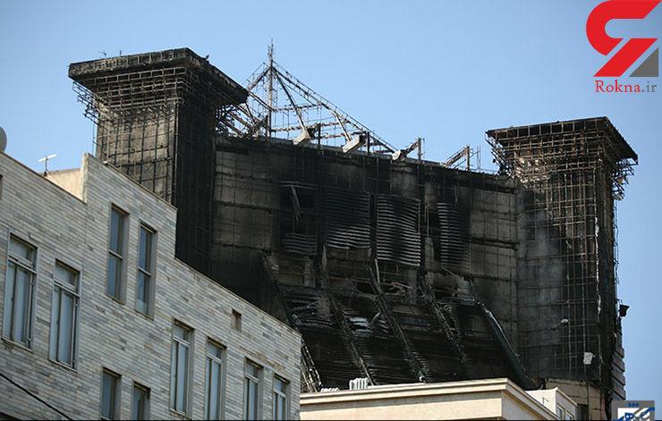 دلایل آتش سوزی برج سلمان مشهد اعلام شد