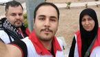 نبرد کرونایی پسر یک شهید در بیمارستان یحیی نژاد بابل + عکس
