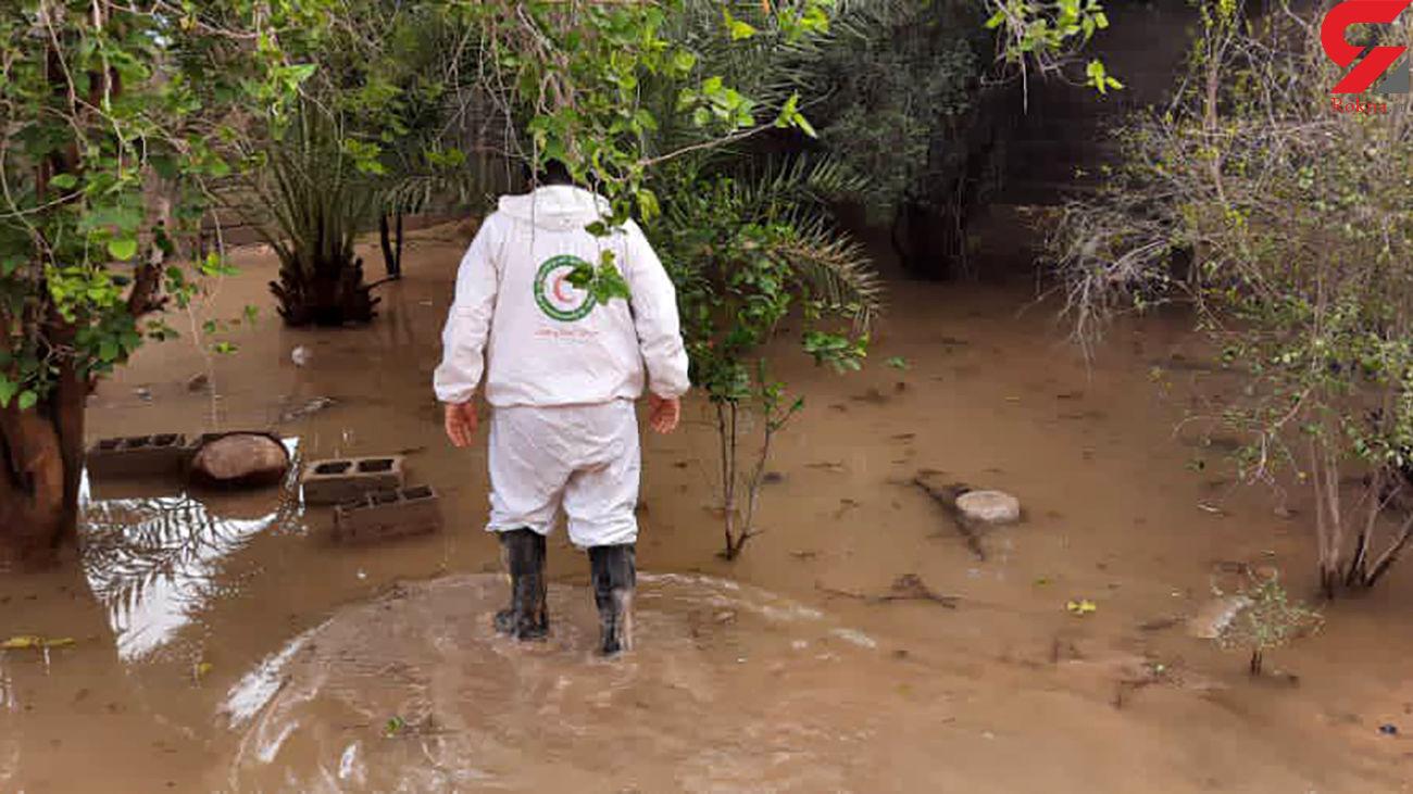 برآورد خسارت سیل بوشهر تا 26 میلیارد تومان