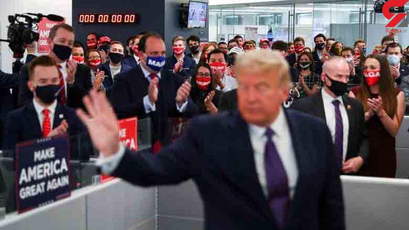 حامیان ترامپ در کاخ سفید عقبنشینی را آغاز کردند