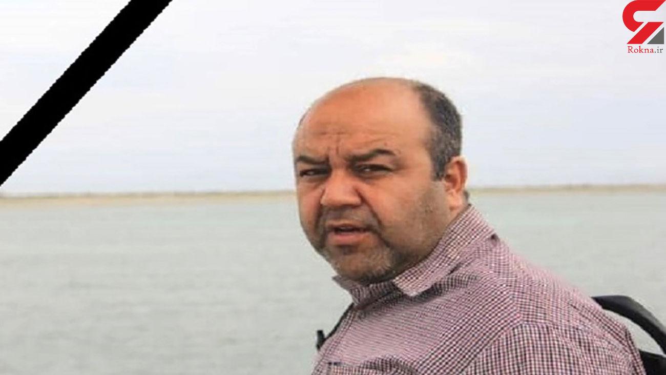 رضا اقصامی ابر اثر ابتلا به کرونا درگذشت / نیروی دریایی ارتش عزادار شد + عکس