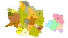 شهرستان جدید صالح آباد در خراسان رضوی تاسیس شد