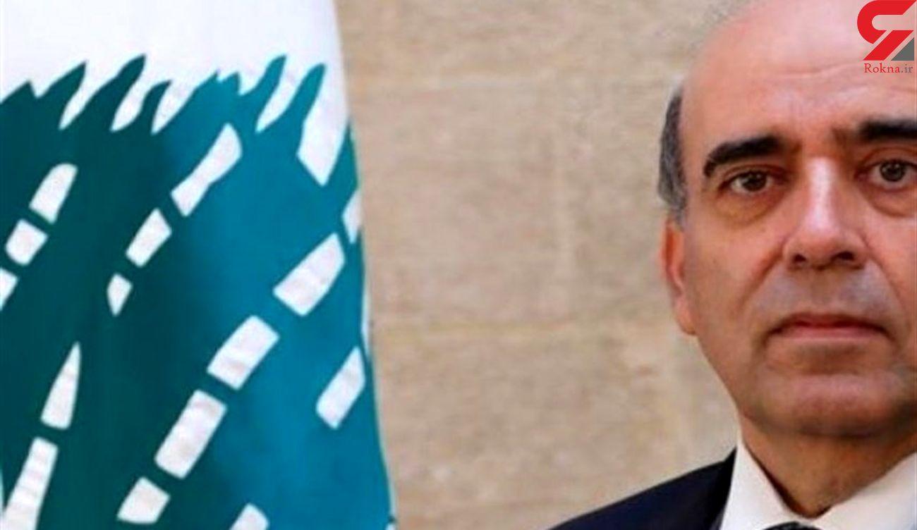 واکنش وزیر خارجه لبنان به سخنان دبیرکل حزب الله