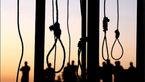 اعدام 5 قاتل در سحرگاه زمستانی