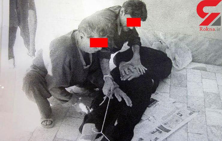 قصاص عمو به خاطر قتل پدر شیشهای