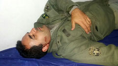حمله وحشیانه شکارچیان غیرمجاز به 3 محیطبان در طارم + عکس