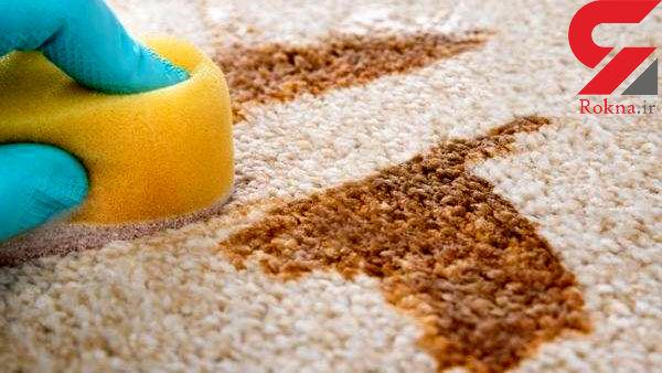 تمیز کردن فرش با ترفندهای خانگی+ جزئیات