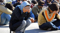 جمع آوری معتادان متجاهر در کرمان