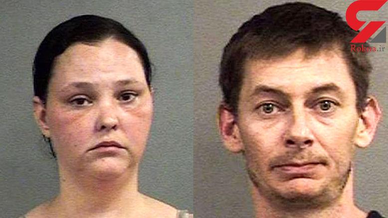 زوج بی رحم 4 فرزندشان را وادار به خوردن سوسک کردند+ عکس