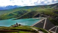 کاهش حجم آب مخزن سدهای ایران