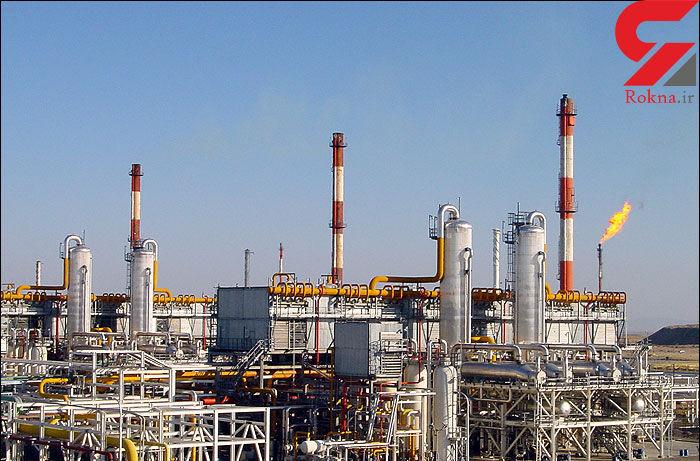 صرفهجویی ۲۰۰ میلیارد ریالی پالایشگاه گاز بیدبلند در سال ۹۷