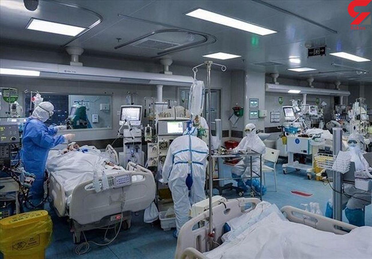 وخامت حال156 بیمار کرونایی بستری دربیمارستانهای قم/ 15 نفر فوت کردند