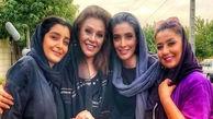عکس جدید ساره بیات بازیگر سریال دل