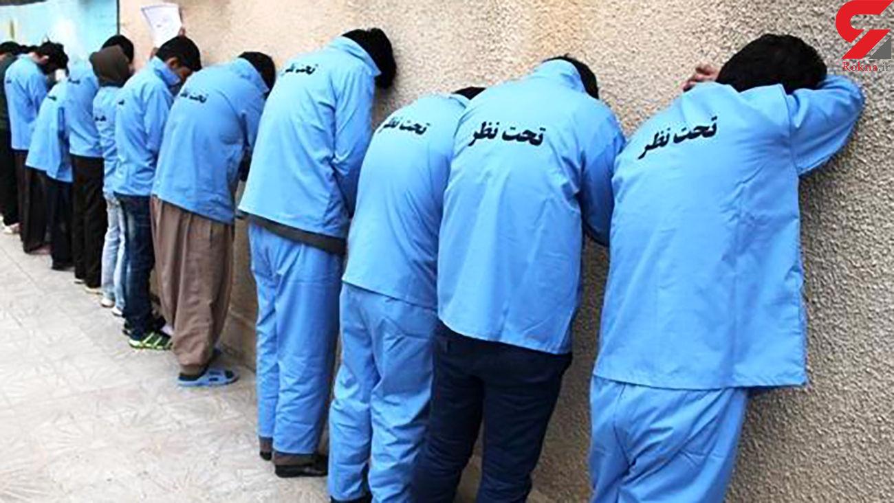 18 عضو یک فامیل همه خلافکار بودند / در کرمان فاش شد