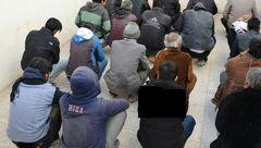 دستگیری 46 متهم و معتاد متجاهر در شهرستان نیشابور