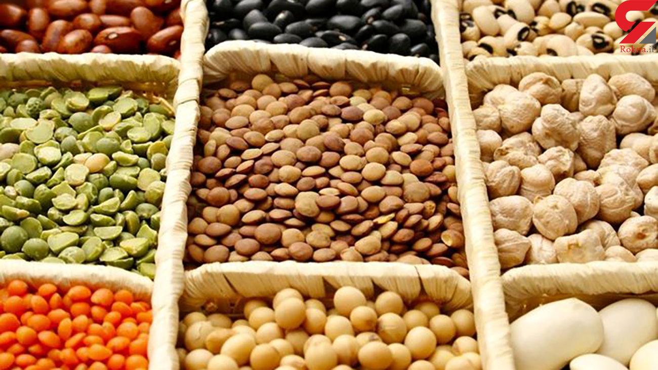قیمت حبوبات کاهش یافت / مصرف برنج در بازار افت کرد
