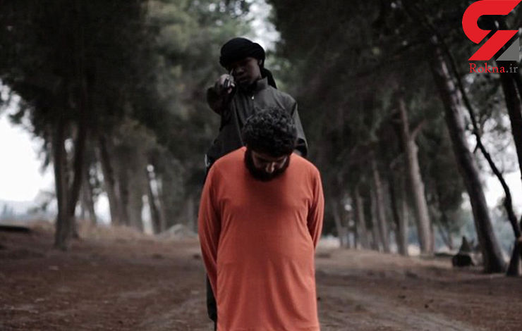پشت صحنه فیلم های اعدام داعشی ها + فیلم