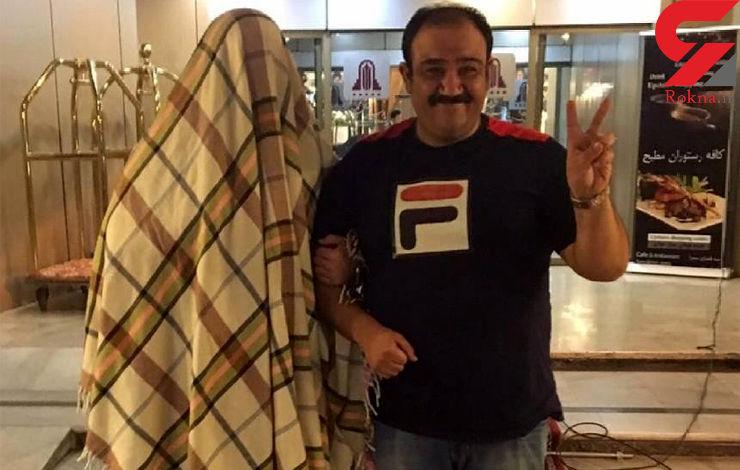 کنار مهران غفوریان در عکس بحث برانگیز چه کسی ایستاده بود؟ + عکس